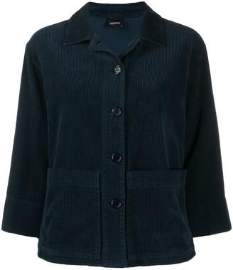 Aspesi Corduroy Short Jacket