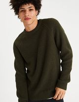 American Eagle Outfitters AE Raglan Crew Sweater