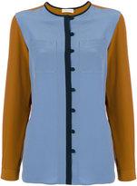 Etro - placket buttoned blouse