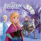 Frozen Read-Along Storybook and CD ( Read-along Storybook and Cd) (Mixed media product) by Disney Press