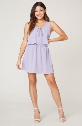 BB Dakota Layers To It Mini Dress