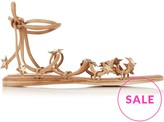 Miista Rula Tie Up Star Sandals