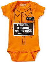 Sara Kety Baby Boys Newborn-18 Months Graphic Short-Sleeve Bodysuit