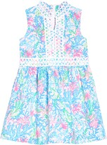 Lilly Pulitzer R) Mini Franci Dress