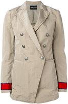 Emporio Armani military jacket - women - Cotton/Polyamide/Polyester/Viscose - 40