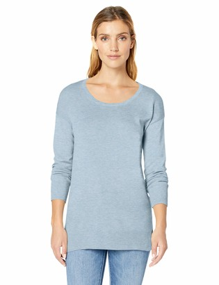 Amazon Essentials Lightweight Scoopneck Tunic Sweater Cardigan