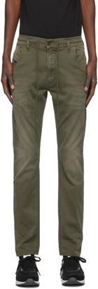 Diesel Green Krooley Jeans