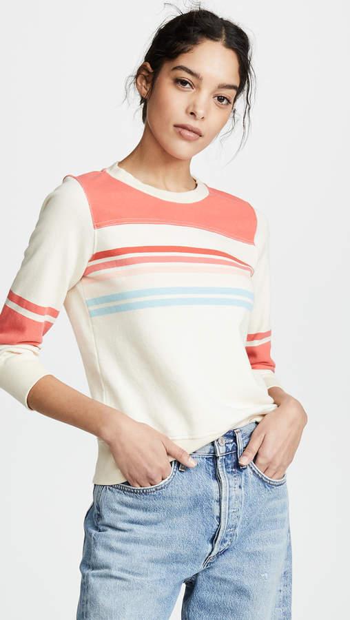 Mother 1/2 And 1/2 Koozie Sweatshirt