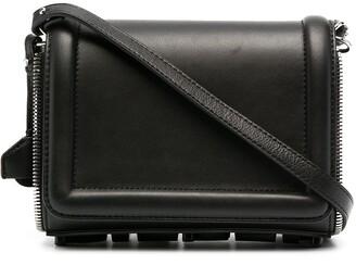 Diesel Small Zip-Embellished Crossbody Bag