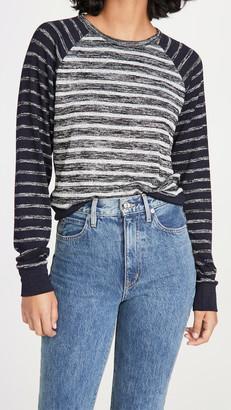 Rag & Bone/JEAN The Knit Striped Pullover