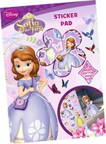 Disney Anker Sofia the First Sticker Pad