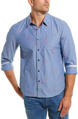Splendid Mills Supply X Gray Malin Harbor Chambray Shirt