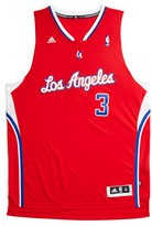 Steiner Sports Chris Paul Los Angeles Clippers Swingman Signed Red Jersey