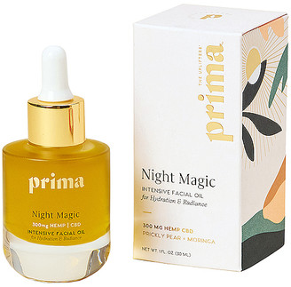 Prima 300mg CBD Night Magic Intensive Facial Oil for Hydration & Radiance