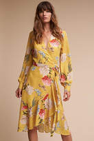 Anthropologie Vinyasa Wedding Guest Dress