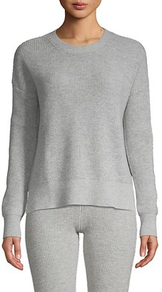 Amicale Textured Cashmere Sweater