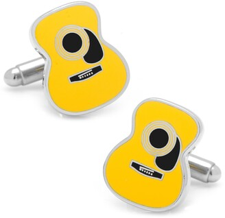 Cufflinks Inc. Guitar Cuff Links