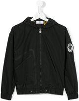Young Versace - Medusa zip hoodie - kids - Polyester - 4 yrs