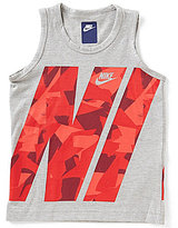 Nike Little Boys 4-7 Graphic Tank