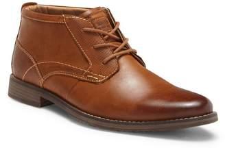 Steve Madden Allen Leather Chukka Boot