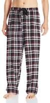 Van Heusen Men's Yarn Dye Flannel Pajama Pant