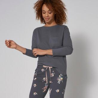 Triumph Mix & Match Pyjama Top in Cotton