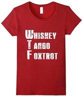 Special Tee Whiskey Tango Foxtrot T-Shirt