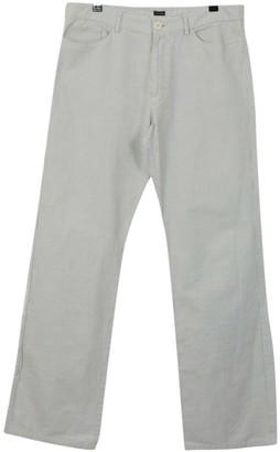 Joseph White Cotton Jeans
