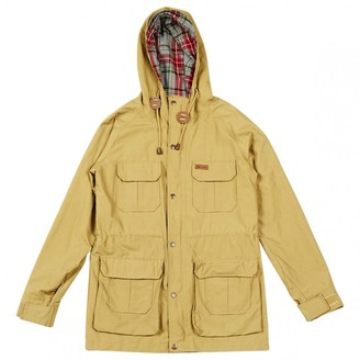 Penfield Khaki Cotton Coats