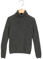 Bonpoint Girls' Cashmere Turtleneck Sweater