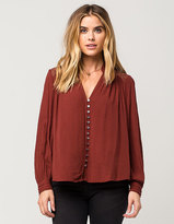 Free People Canyon Rose Womens Top