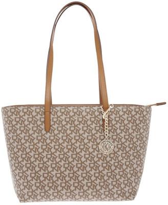 DKNY Bryant Park Logo Double-Handle Tote Bag