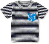 Hurley Baby Boys 12-24 Months Pocket Pop Striped Short-Sleeve Tee