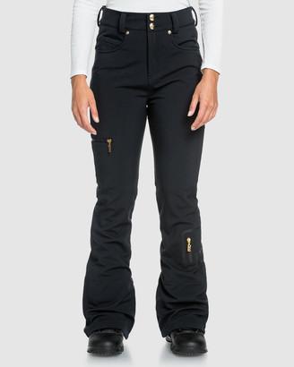 DC Womens X PE Softshell Snow pants
