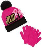 Asstd National Brand 1 Pair Cold Weather Set-Big Kid Girls