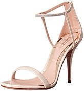Sebastian Women's Strappy with Crystals Dress Sandal