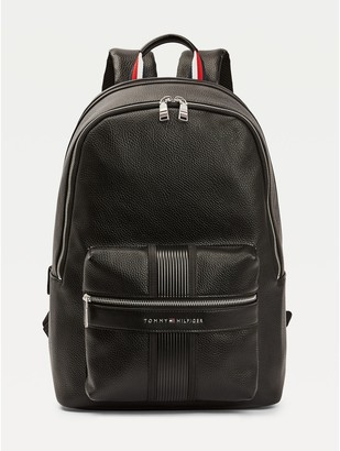 Tommy Hilfiger Textured Signature Backpack