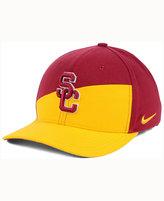 Nike USC Trojans Verbiage Swoosh Flex Cap