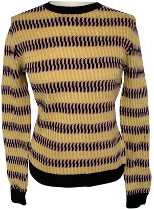 Jonathan Saunders Multicolour Cotton Knitwear