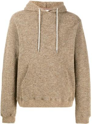John Elliott boucle Beach hoodie