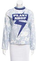 Karen Walker Wild Flowers Sweatshirt w/ Tags