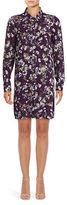 G.H. Bass & Co. Floral Print Shirt Dress