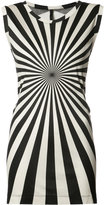 Gareth Pugh sleeveless printed top - women - Modal - 40