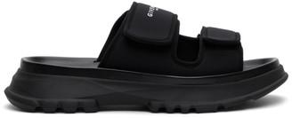 Givenchy Black Spectre Sandals
