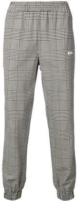 MSGM High Density band trousers