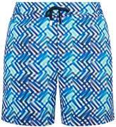 Zilli Zig Zag Swim Shorts