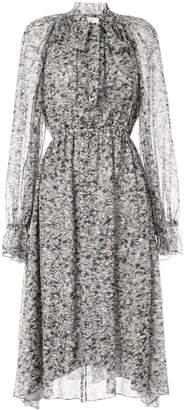 Rosetta Getty pussy-bow dress