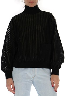 Givenchy Signature Turtleneck Sweater