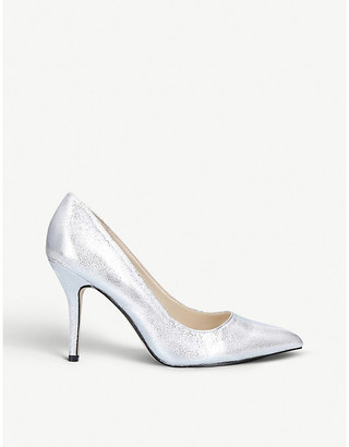 Nine West Dylan leather court shoes