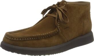 Geox U Errico A Men's Moccasin Size: 8 UK Light Brown